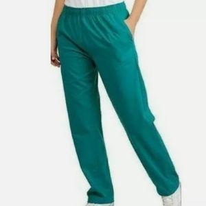 New Carol Scrubs Teal Green Scrub Pants Size 3X